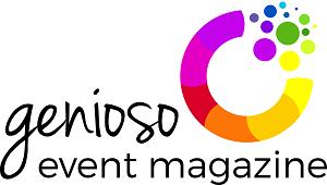 [Media Partner] Genioso Event Magazine Logo